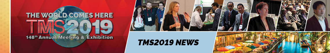 TMS 2019 News