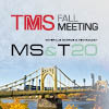 MS&T Abstracts Due March 15