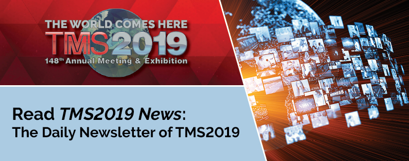 Welcome to TMS 2019!