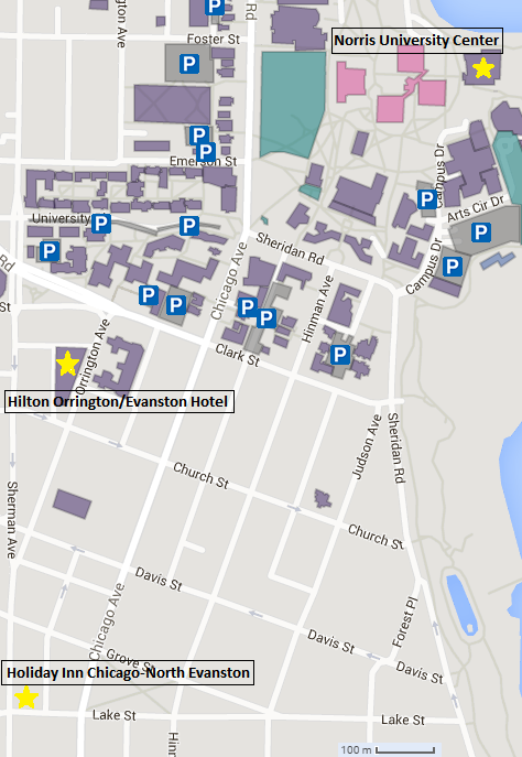 Northwestern University Evanston Campus Map.Diversity In The Minerals Metals And Materials Professions Dmmm2