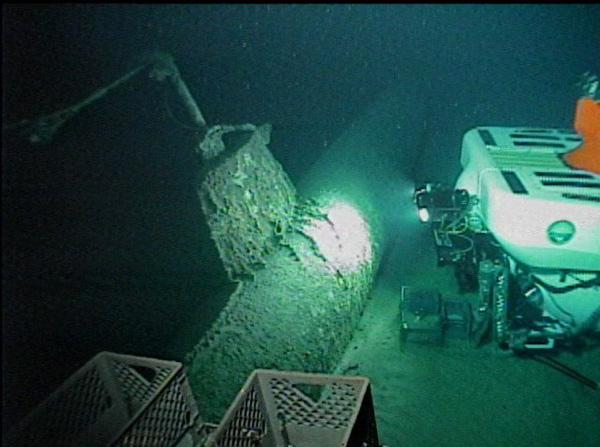 Fateful day the midget submarine Czech